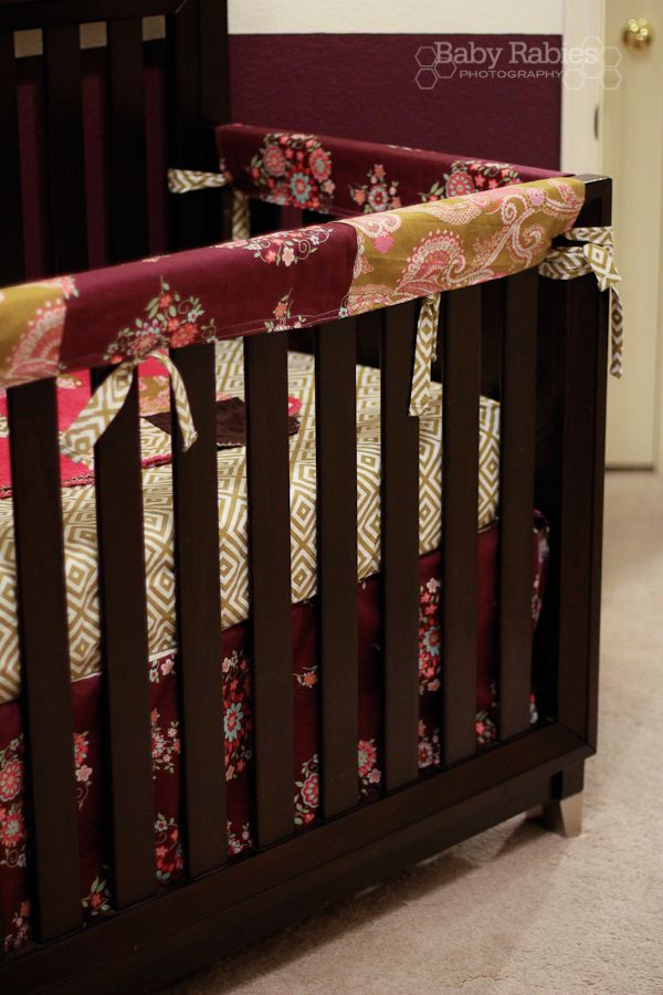 Lots of tutoruials on DIY crib bedding & nursery decor! I've decided this will be much cheaper than store bought AND I can pick the fabric! Hoping I can pull this off!