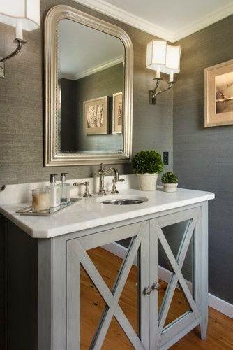 дневник дизайнера: Дизайн ванной комнаты фото в загородном доме и уютная сельская жизнь