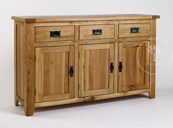 Home Genies- Home and Garden products: Reclaimed Oak Furniture
