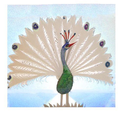Paper art decoration