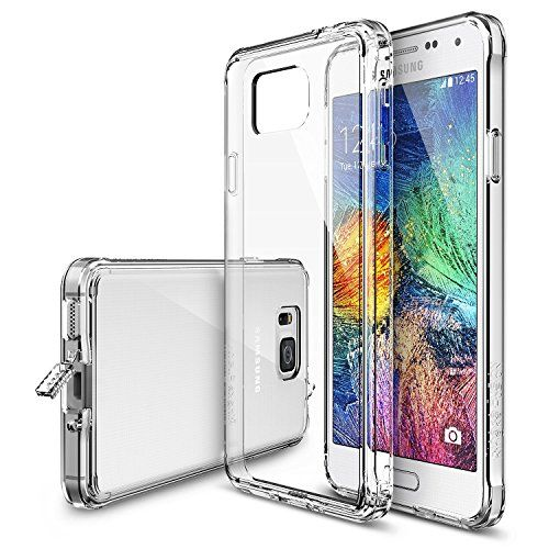 From 7.99:Galaxy Alpha Case - Ringke Fusion new [free Hd Film/dust Cap&drop Protection][crystal View] Case Shock Absorption Bumper Premium Hard Case For Samsung Galaxy Alpha - Eco/diy Package | Shopods.com