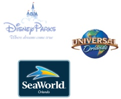 Endless supply of theme parks!