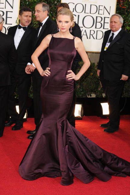 Taylor Swift - Donna Karan Atelier pick.