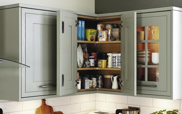 Tewkesbury Framed Skye Kitchen Range | Kitchen Families | Howdens Joinery
