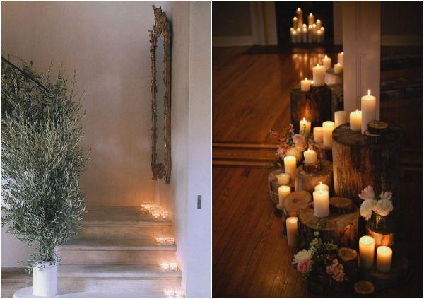 Interieur: haal de Kerst in huis (zonder kerstboom)