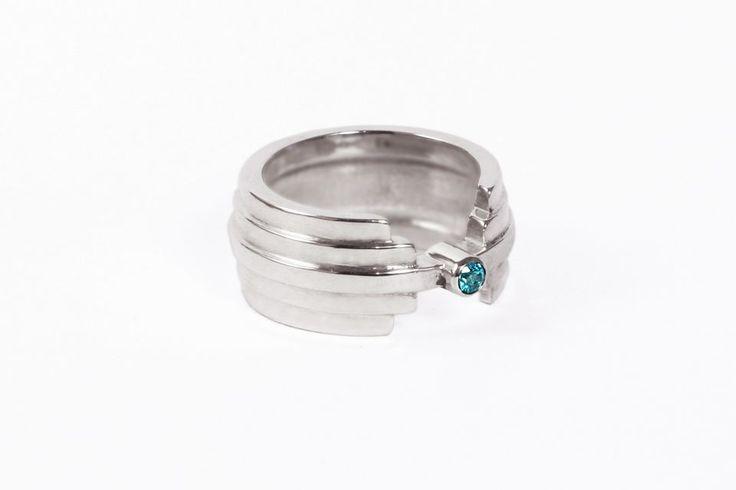 Belle Époque Grande Ring - Shop Online - Design Studio Rock and Gold