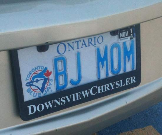 Dirty. Crazy. Naughty. Hilarious. Oh, My Funny License Plates Job well-done, Mr. DMV License Plate Screener, well-done.