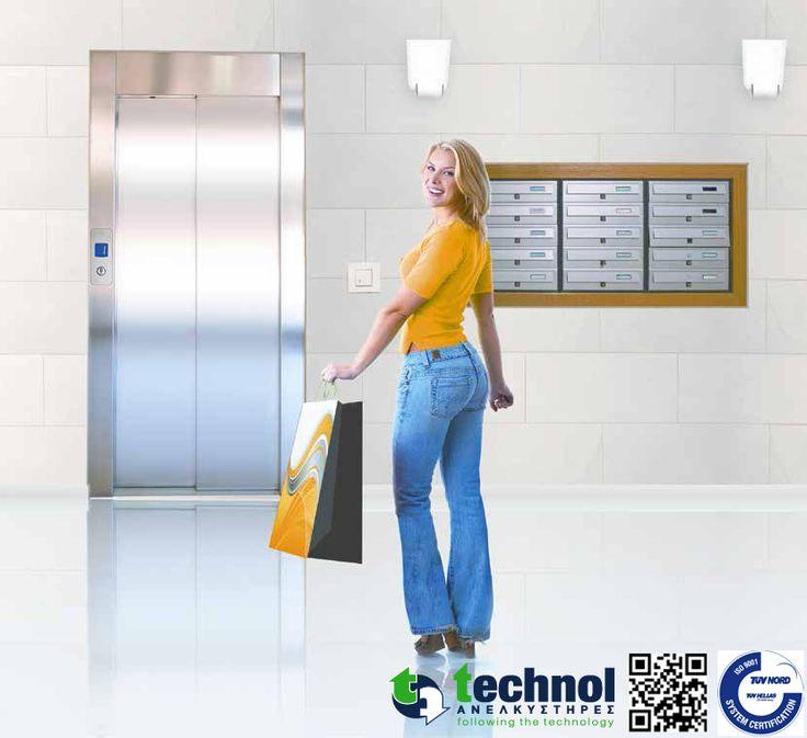 #technol #technolgr #technolelevators #technolblog #technolproducts #pallini #greece #athens