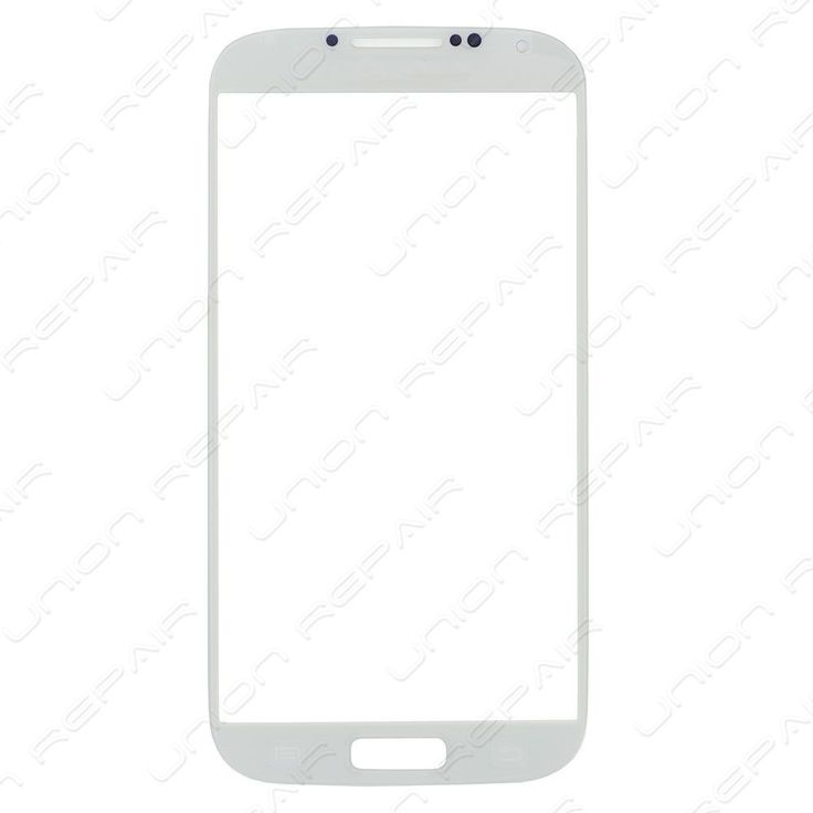 Replacement for Samsung Galaxy S4 Front Glass White