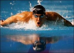 michael phelps - way classier than ryan lochte