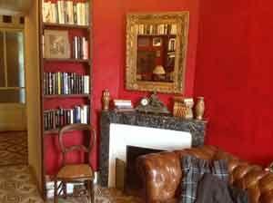 Salon des Chambres d'hôtes à vendre près Anduze dans le Gard