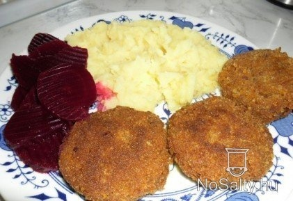 Karfiolfasírozott Helena konyhájából