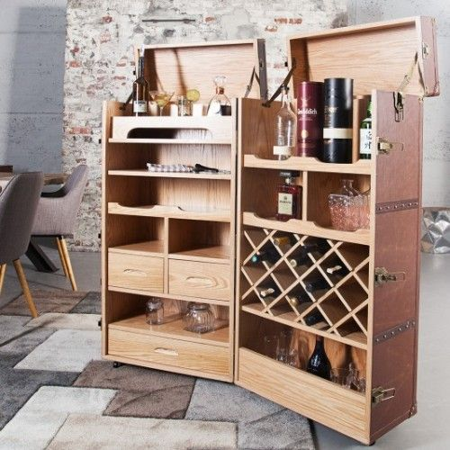 Weinschrank Bar Globeterventer Coffee