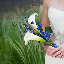 Image result for calla and iris bouquet