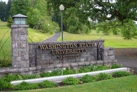 My alma mater: Washington State University Vancouver
