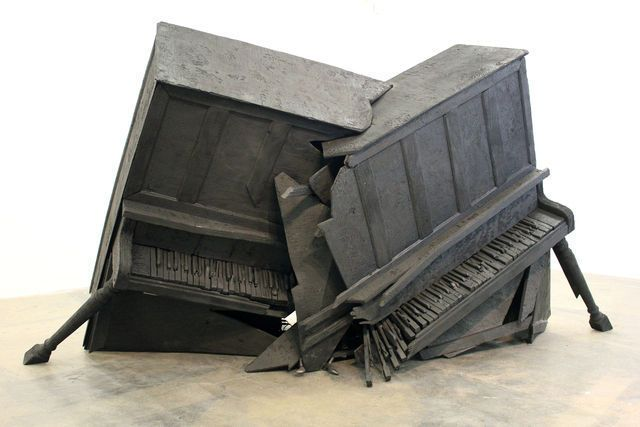 Adam Parker Smith | Untitled (Player Piano) (2013), Available for Sale | Artsy