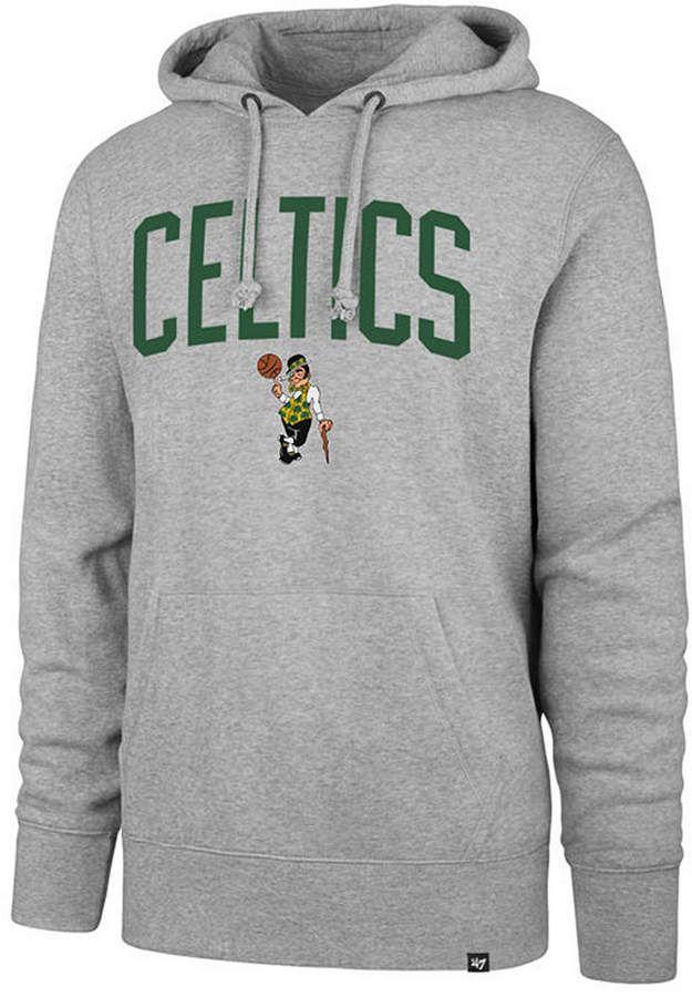promo code ea2fb efef9 Men's Boston Celtics Pregame Headline Hoodie #hoodie#Pull ...