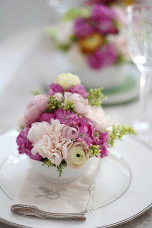 DIY: Mini Florals - Project Wedding