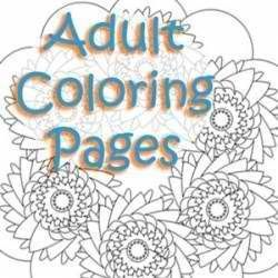 This Site Has Free Printable Coloring Pages For Adults As Well Kids Hours Of