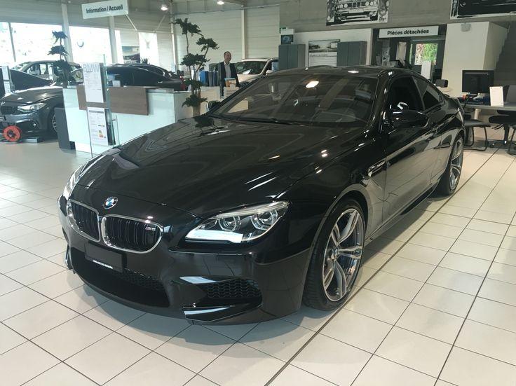 BMW M6 disponible chez Jan-Autos Riviera à St-Légier 021 943 00 70