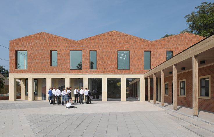 Fitzjames Teaching and Learning Centre, Hazlegrove School wins two RIBA Awards