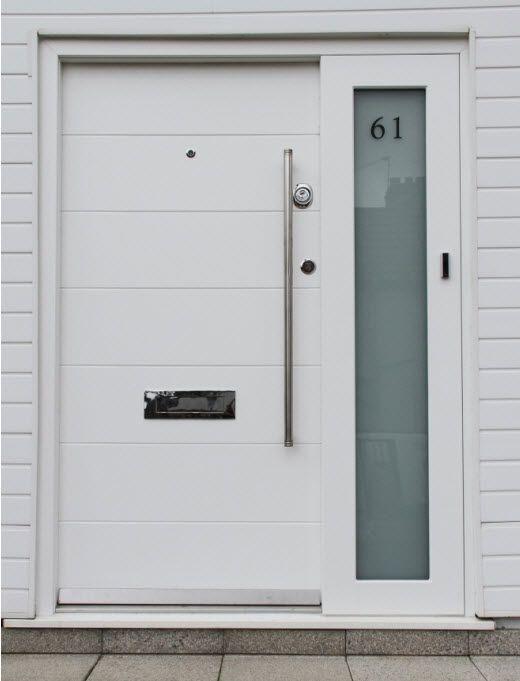 63137 520 681 puertas pinterest for Puertas de aluminio para entrada principal