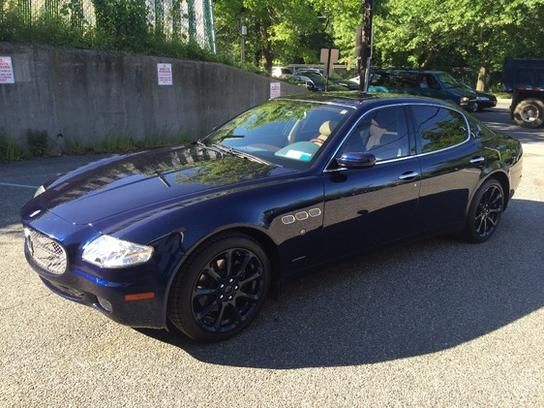 Cars for Sale: Used 2008 Maserati Quattroporte in Executive GT, Manhasset NY: 11030 Details - Sedan - Autotrader