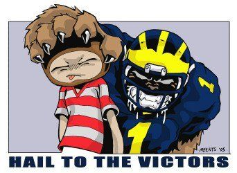 U Of M Jokes | Michigan-#9 Ohio State: Brutally Honest Preview of THE GAME