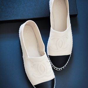 White Chanel Espadrilles for sale!!