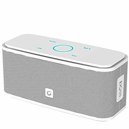 DOSS SoundBox Bluetooth 4.0 Portable Wireless Speaker,Superior Sound  Quality With A Powerful Subwoofer,sensitive Touch Control,Sleek And Modern  Design,Build ...