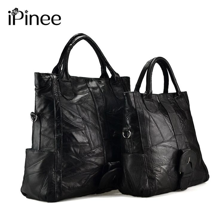Aliexpress.com : Buy iPinee Large/Small Size Female Tote Bag Famous Designer Women Handbags Genuine Leather Free Shipping from Reliable handbag genuine leather suppliers on iPinee Store