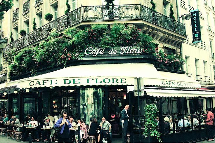 Timp pentru lucruri frumoase. Ganduri de ieri, cu putin inainte sa plec din Paris. http://maracoman.ro/la-braserie/