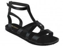 Zaxy černé sandály Dual Sandal Fem Black - 833 Kč