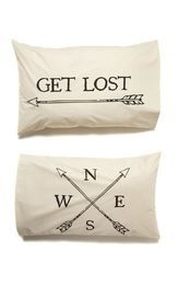 novelty pillow cases set of 2