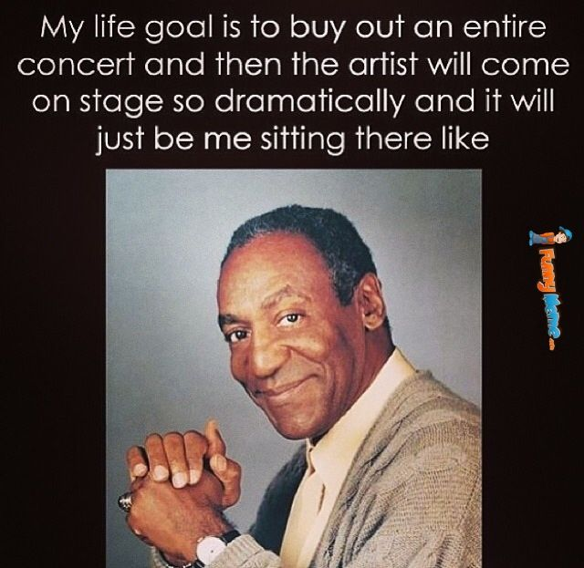 Funny Memes – Buy out an entire concert