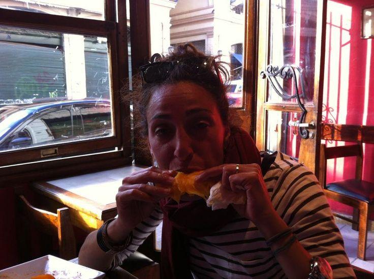 En Argentina tambien se comen mangos!