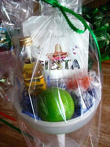 Wedding Gift Bag Ideas Mexico : Closeup of possible favors for a Mexican themed showerGift Favors For ...