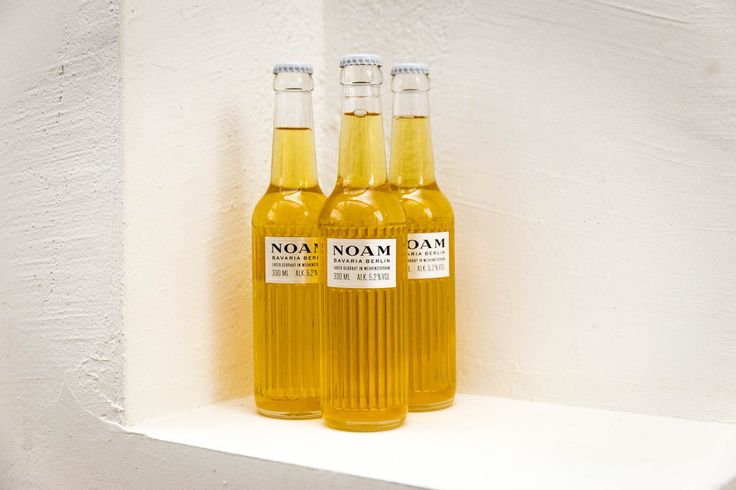 Newcomer beer brand NOAM has been carefully developed as a homage to Bavarian lagers.