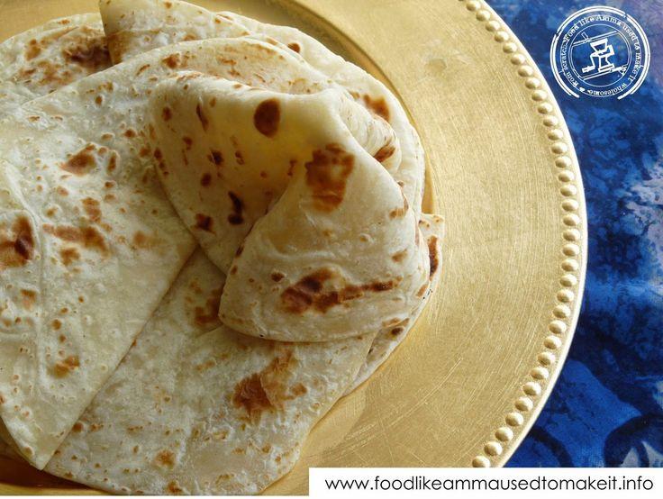 guyanese roti bread - recipes - Tasty Query
