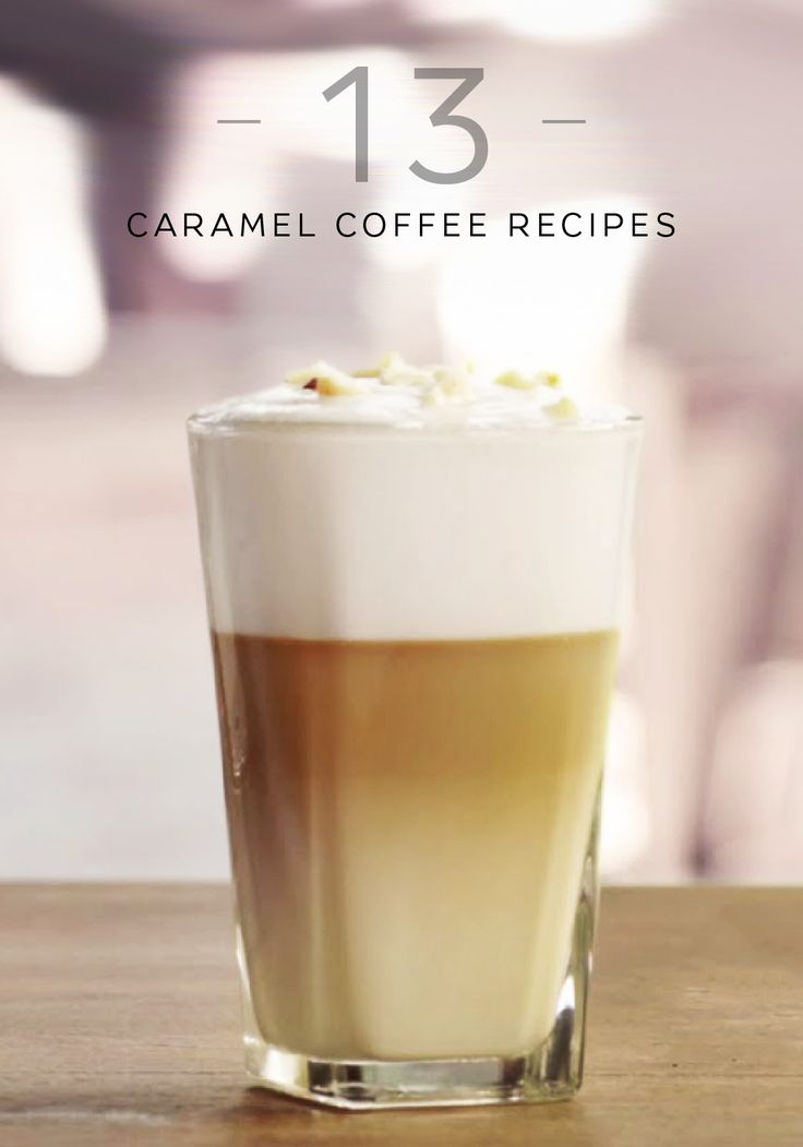 What could be better than the indulgent combination of sweet, golden caramel and rich, intense coffee? This collection of 13 caramel coffee recipes from Nespresso will have your taste buds spinning in delight. You can't go wrong with options like Coffee Chestnut Purée or Vanilla Espresso, Caramel Milk Froth and Cookies.