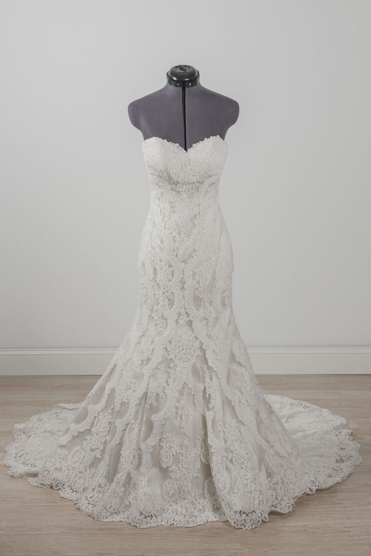 Beautiful Stella York   Wedding Dress For Rent Or Sale Online. Try On Designer Wedding  Dresses