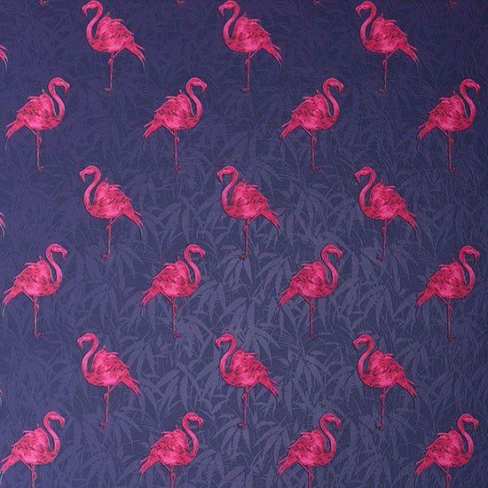 Flamingo wallpaper from Graham & Brown