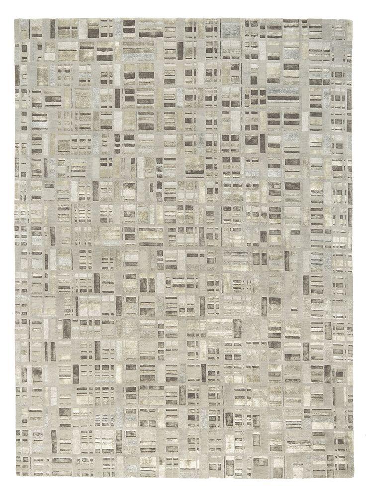 Artisan Pixel I, Scenematic Collection by André Fu #AndreFu #AndreFuLiving #AFL #Architect #Lifestyle #Texture #Modern #City #Interior #Luxury #Weft #Grey #SensoryDusk #Rug #Carpet #Tapis #Design #InteriorDesign #Deco #Art #Bespoke #Custom #Unique #HandKnot #HandMade #Artisans #RugsCreatedByUs #TaiPing #HouseOfTaiPing