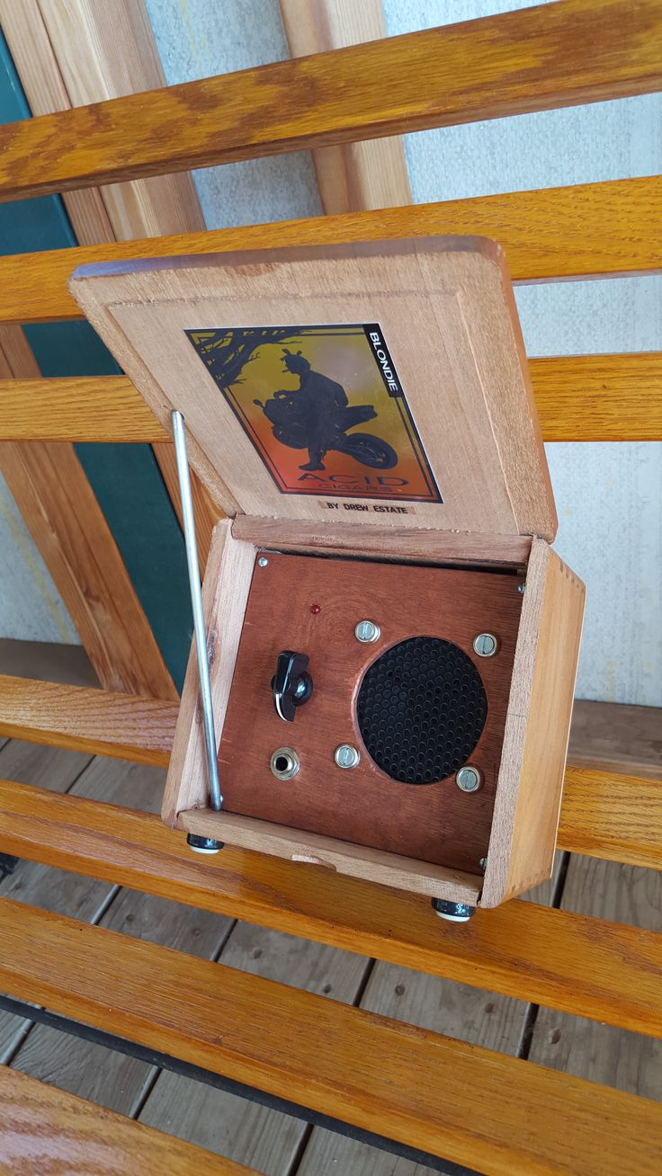 how to build a cigar box amp