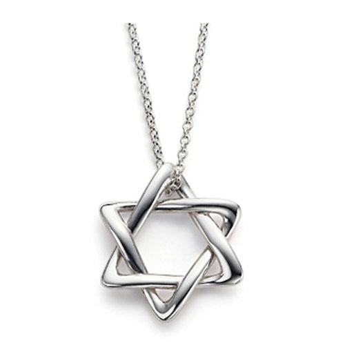 tiffany elsa peretti star of david necklace tiffany co