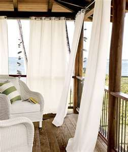 Sew Passionate: Outdoor Drapery Panels