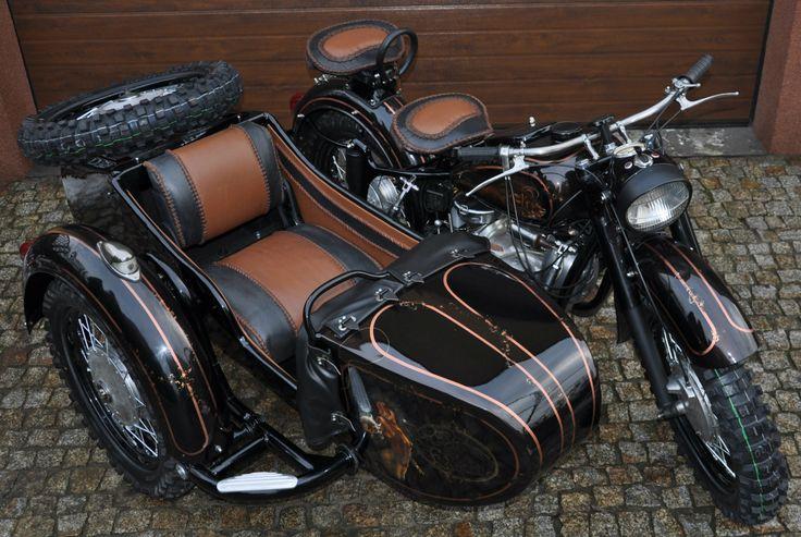 Motocykle - www.mwcustomleather.pl