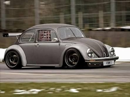Image Result For Classic Vw Beetle Wide Body Kit Vw Customs