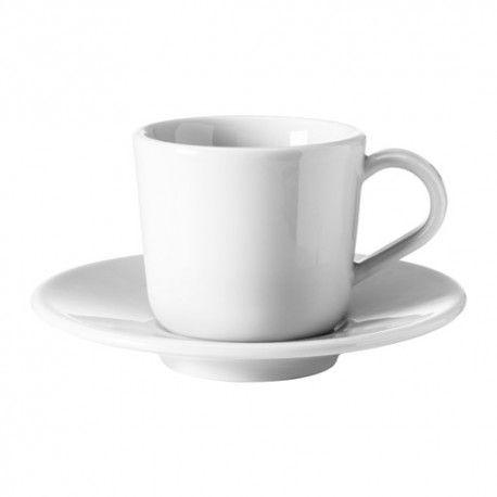STOCKHOLM Filiżanka do espresso, biały, 2 szt., najwyższa jakość, filiżanka ikea, kubek ikea, kubek do espersso, kubek do kawy, 502.255.06, kubki ikea, zakupy z ikei