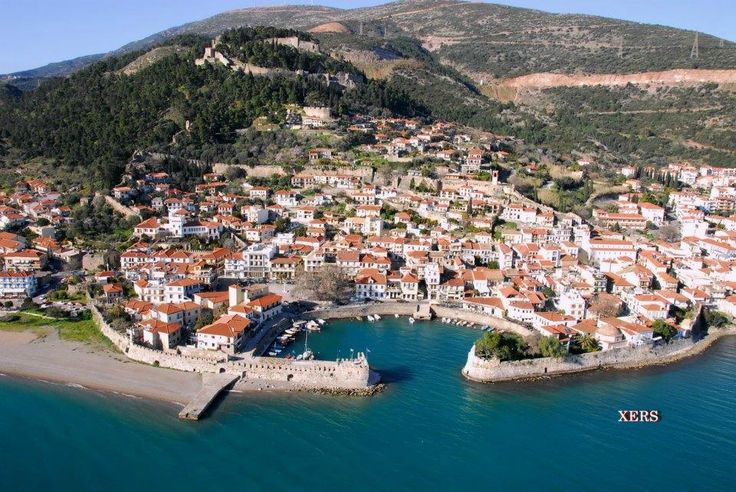 The Venetian Castle of Nafpaktos - Naupactus